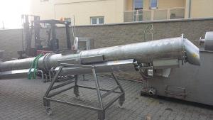Rozparzacz ślimakowy w wersji ŠD400 6
